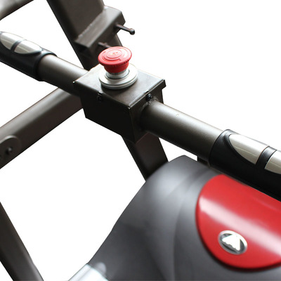 Беговая дорожка American Motion Fitness 8230 без подвеса (фото, вид 2)