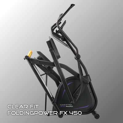 Эллиптический тренажер Clear Fit FoldingPower FX 450 (фото, вид 1)