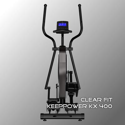 Эллиптический тренажер Clear Fit KeepPower KX 400 (фото, вид 1)