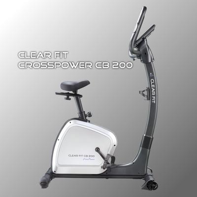 Велотренажер Clear Fit CrossPower CB 200 (фото, вид 1)