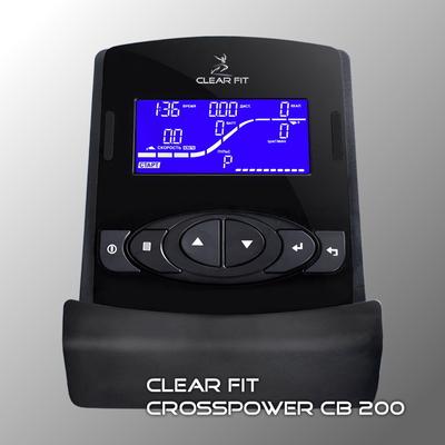 Велотренажер Clear Fit CrossPower CB 200 (фото, вид 2)