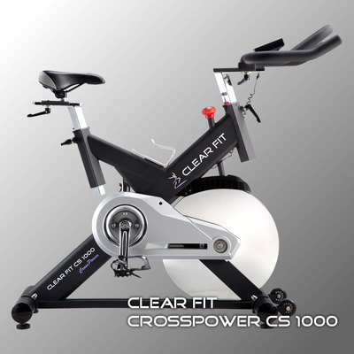 Велотренажер Clear Fit CrossPower CS 1000 Спин-байк (фото, вид 1)