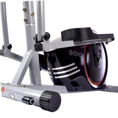 Эллиптический тренажер EVO FITNESS Ergo EL (фото, вид 2)