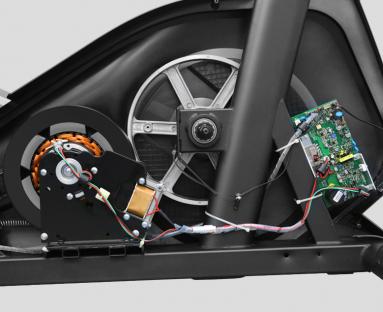 Велотренажер Профессиональный SVENSSON INDUSTRIAL FORCE R750 LX (фото, вид 1)