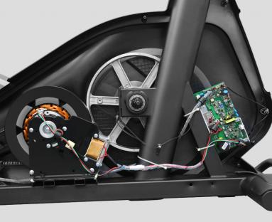 Велотренажер Профессиональный SVENSSON INDUSTRIAL FORCE U750 LX (фото, вид 2)