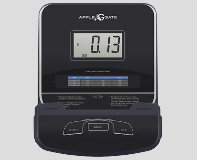 Эллиптический тренажер APPLEGATE X23 M (фото, вид 1)