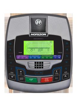 Эллиптический эргометр HORIZON ENDURANCE 4 (2013) (фото, вид 1)