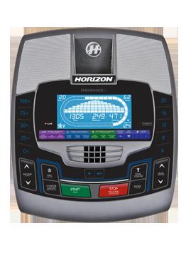 Эллиптический эргометр HORIZON ENDURANCE 5 (2013) (фото, вид 1)