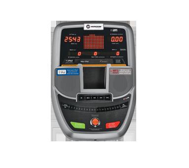Эллиптический эргометр HORIZON ELITE E4000 (2013) (фото, вид 1)