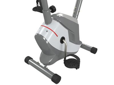 Велотренажер UNIXFIT BL-350 Silver (фото, вид 6)