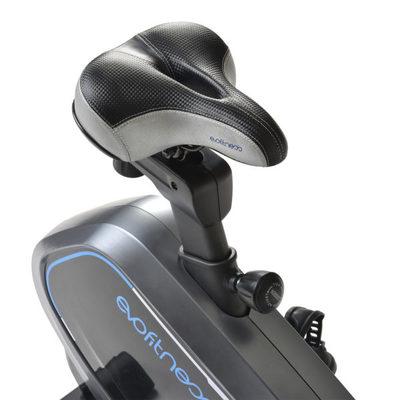 Велотренажер EVO FITNESS BM800 (Yuto EL II) электромагнитный (фото, вид 10)