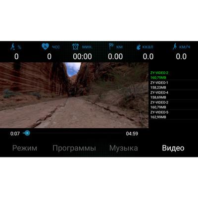 Беговая дорожка Ammity Valentina VTM 5120 TFT (фото, вид 4)