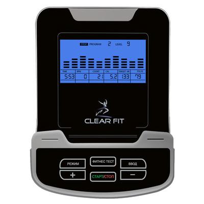 Эллиптический тренажер Кросстренер Clear Fit KeepPower KX 500 (фото, вид 2)