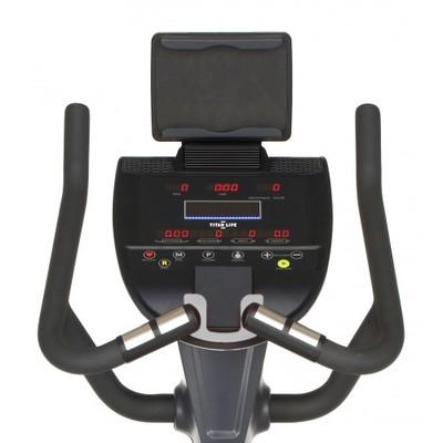 Велотренажер Профессиональный вертикальный CardioPower Pro UB410 (фото, вид 1)