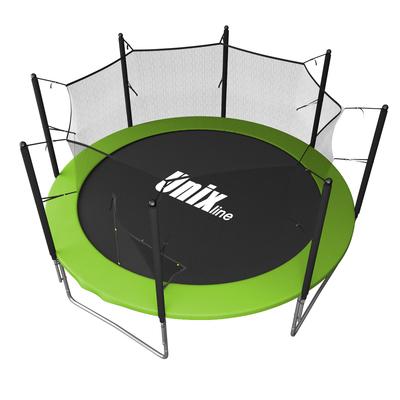 Батут UNIX line Simple 12 ft Green (inside) (фото, вид 1)