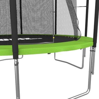 Батут UNIX line Simple 12 ft Green (inside) (фото, вид 2)