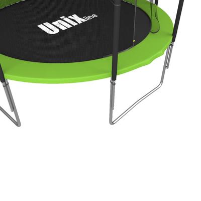 Батут UNIX line Simple 12 ft Green (inside) (фото, вид 3)
