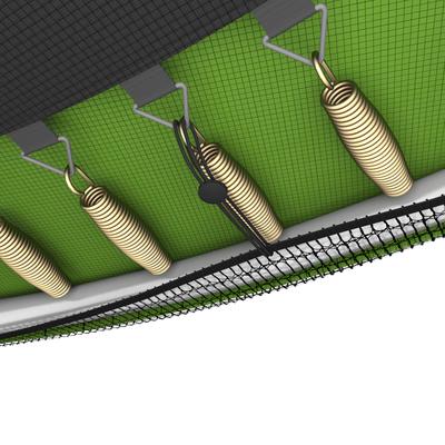 Батут UNIX line Simple 6 ft Green (outside) (фото, вид 9)