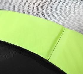 Батут Oxygen Fitness Standard 10 ft outside (Light green) (фото, вид 3)