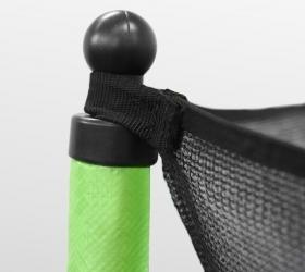 Батут Oxygen Fitness Standard 10 ft outside (Light green) (фото, вид 4)