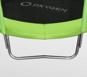 Батут Oxygen Fitness Standard 10 ft outside (Light green) (фото, вид 5)