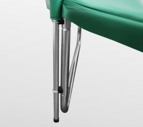 Батут Oxygen Fitness Premium 10 ft inside (Dark green) (фото, вид 8)
