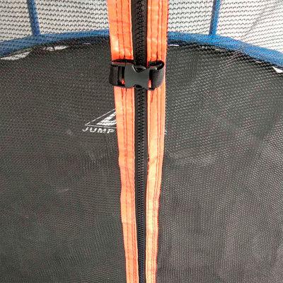 Батут DFC JUMP BASKET с сеткой 8FT-JBSK-B (фото, вид 2)