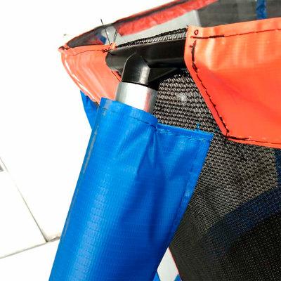 Батут DFC JUMP BASKET с сеткой 8FT-JBSK-B (фото, вид 4)