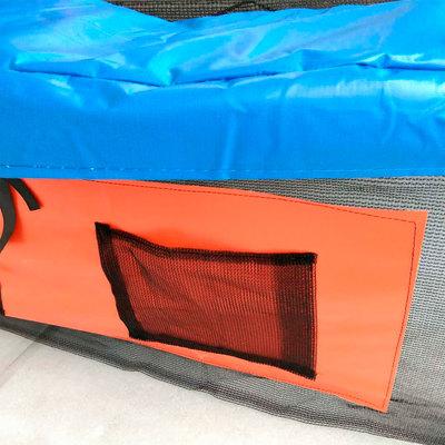 Батут DFC JUMP BASKET с сеткой 8FT-JBSK-B (фото, вид 5)
