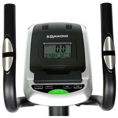 DIAMOND FITNESS Smart Cross Эллиптический тренажер (фото, вид 2)