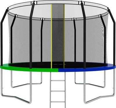 Батут SWOLLEN Prime 12 FT (Green) (фото)