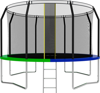 Батут SWOLLEN Prime 12 FT (Green)