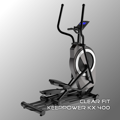 Эллиптический тренажер Clear Fit KeepPower KX 400 (фото)