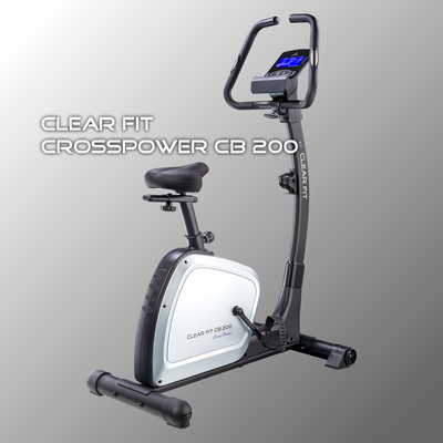 Велотренажер Clear Fit CrossPower CB 200 (фото)