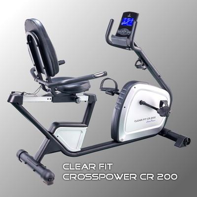 Велотренажер Clear Fit CrossPower CR 200 (фото)