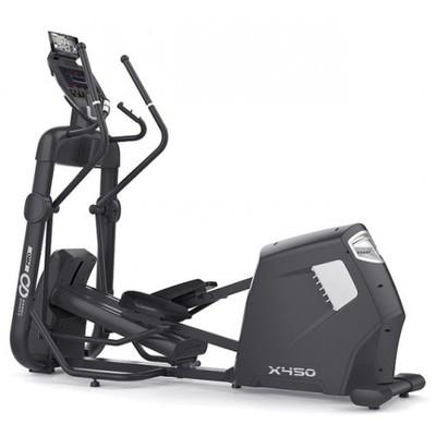 Эллиптический тренажер Профессиональный CardioPower Pro X450 (фото)