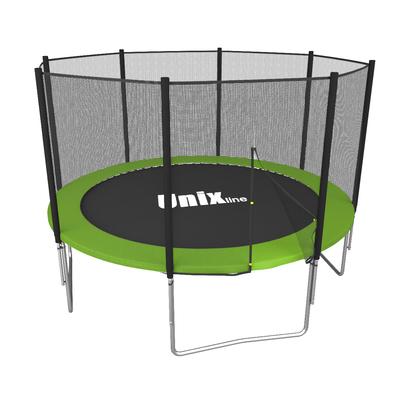 Батут UNIX line Simple 6 ft Green (outside) (фото)