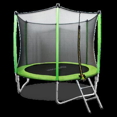 Батут Oxygen Fitness Standard 10 ft outside (Light green) (фото)