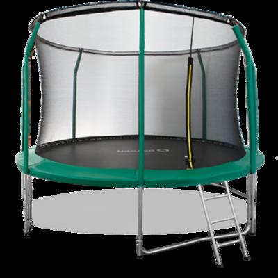 Батут Oxygen Fitness Premium 10 ft inside (Dark green) (фото)