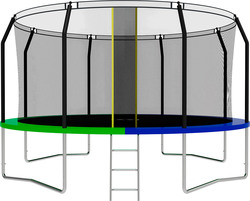 Батут SWOLLEN Prime 14 FT (Green)