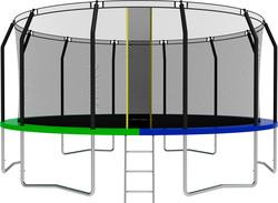 Батут SWOLLEN Prime 16 FT (Green)