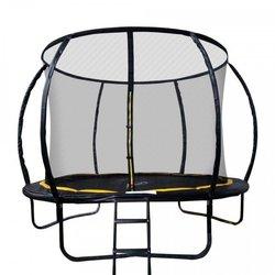 Батут Sport Elite CFR-10FT-3 10FT 3,05м с защитной сеткой (внутрь) с лестницей