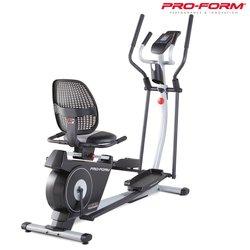 Эллиптический тренажер ProForm Hybrid Trainer (без адаптера)