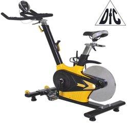 Велотренажер DFC B10 черн-желт