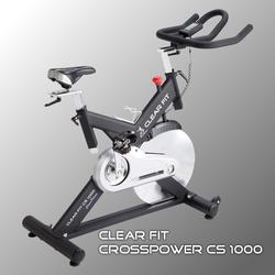 Велотренажер Clear Fit CrossPower CS 1000 Спин-байк