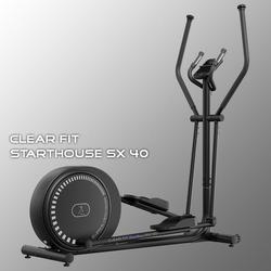 Эллиптический тренажер Clear Fit StartHouse SX 40