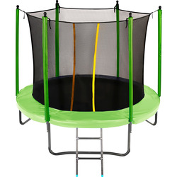 Батут JUMPY Comfort 8 FT (Green)