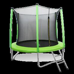 Батут Oxygen Fitness Standard 10 ft inside (Light green)