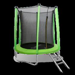 Батут Oxygen Fitness Standard 6 ft inside (Light green)