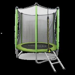 Батут Oxygen Fitness Standard 6 ft outside (Light green)
